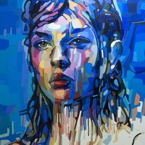 """Noemi Safir's """"Daydreaming"""" Limited Edition Print product"""