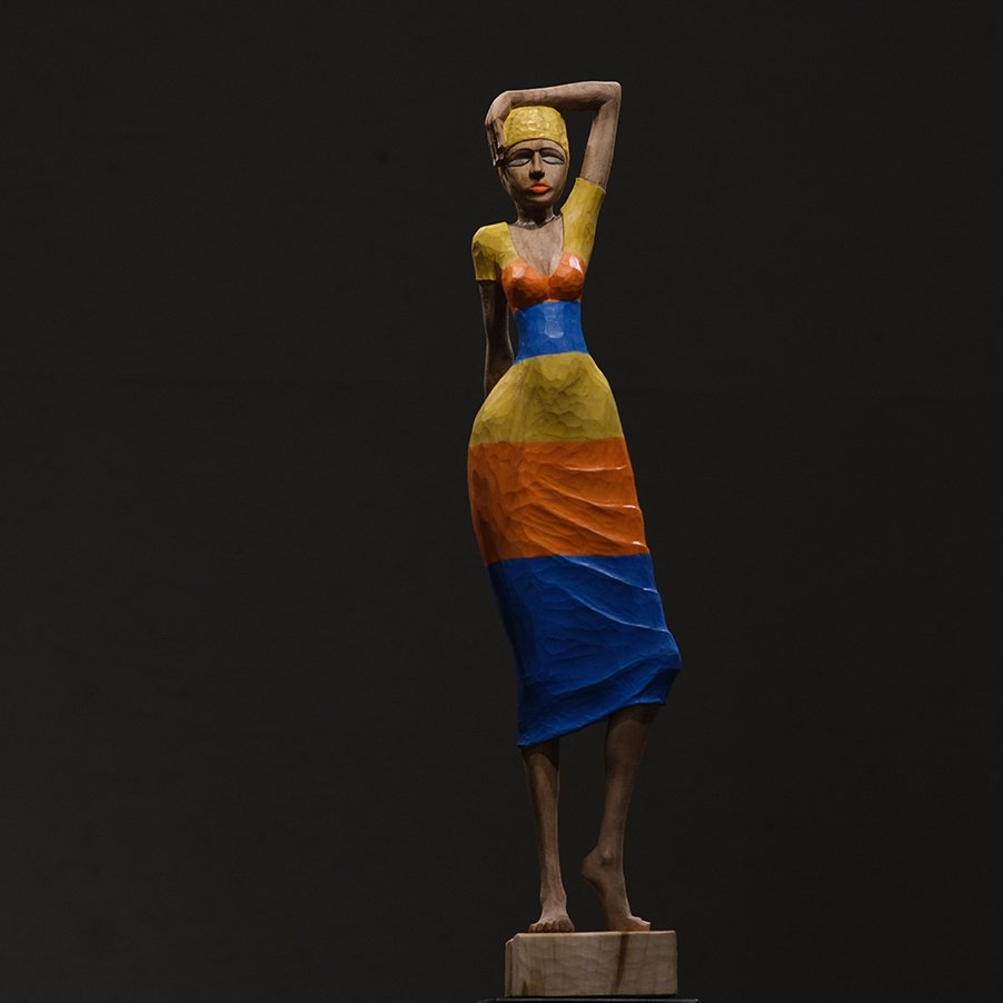 Stefan Neidhardt Chiara sculpture product